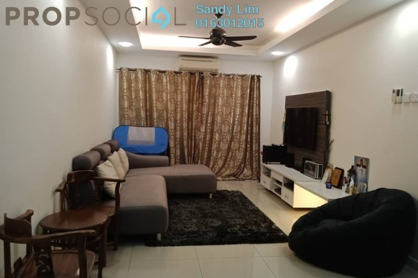 For Sale Condominium at Casa Idaman, Jalan Ipoh Freehold Fully Furnished 3R/2B 450k