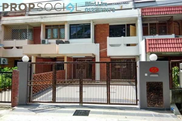 For Sale Terrace at Taman Desa Seputeh, Seputeh Freehold Unfurnished 5R/3B 1.13m