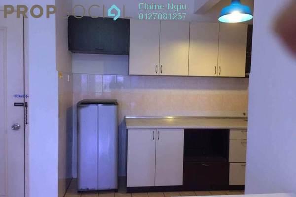 For Rent Apartment at Desaminium Flora, Bandar Putra Permai Freehold Semi Furnished 3R/0B 1k