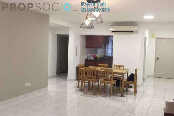 For Rent Condominium at Mont Kiara Pelangi, Mont Kiara Freehold Semi Furnished 3R/2B 2.8k