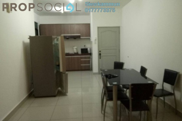 For Rent Condominium at One Damansara, Damansara Damai Freehold Fully Furnished 3R/2B 1.35k