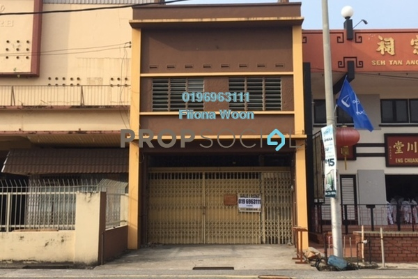 For Rent Shop at Kota Laksamana, Bandar Melaka Freehold Unfurnished 0R/4B 3.8k