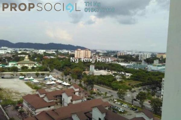 For Sale Condominium at Promenade Residence, Bayan Baru Freehold Semi Furnished 4R/4B 780k