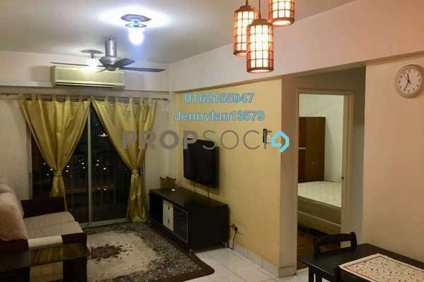 For Rent Apartment at Arena Green, Bukit Jalil Freehold Fully Furnished 3R/2B 1.3k