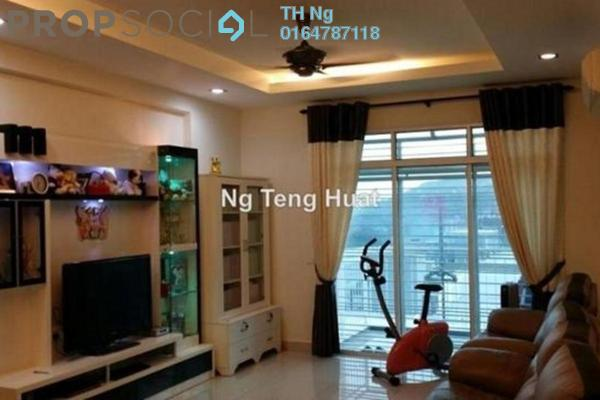 For Sale Condominium at Reflections, Sungai Ara Freehold Fully Furnished 5R/3B 790k