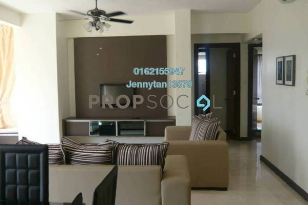 For Rent Condominium at The Orion, KLCC Freehold Fully Furnished 4R/3B 2.9k