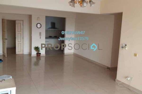 For Rent Condominium at Rivercity, Sentul Freehold Semi Furnished 3R/2B 1.85k