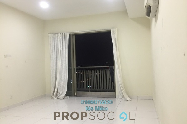 For Rent SoHo/Studio at Neo Damansara, Damansara Perdana Freehold Semi Furnished 1R/1B 1.1k