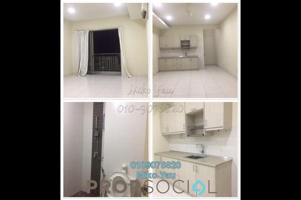 For Rent SoHo/Studio at Neo Damansara, Damansara Perdana Freehold Semi Furnished 1R/1B 1.1k
