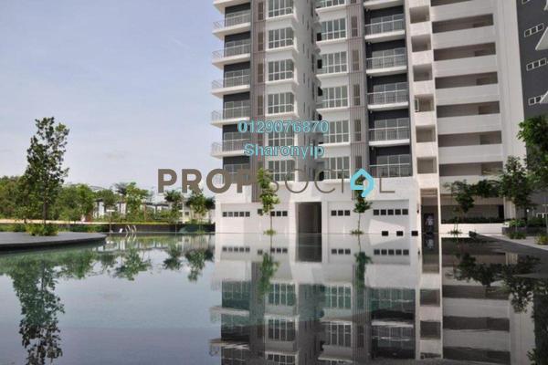 For Rent Condominium at The iResidence, Bandar Mahkota Cheras Freehold Unfurnished 3R/2B 1.3k
