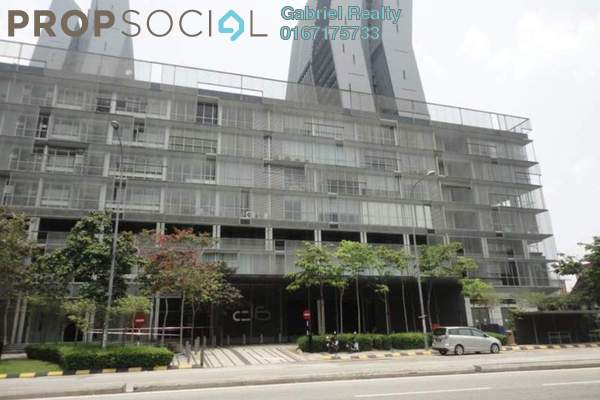 For Rent Shop at d6, Sentul Freehold Semi Furnished 0R/0B 2.5k