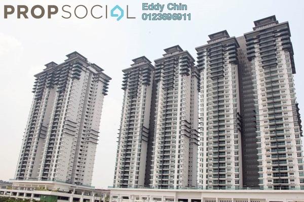 For Rent Condominium at Kiara Residence 2, Bukit Jalil Freehold Semi Furnished 3R/2B 1.85k