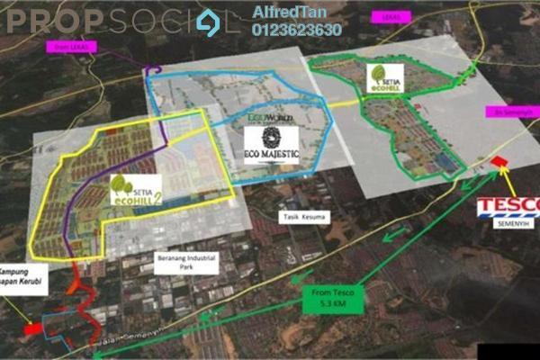 For Sale Land at Kampung Muhibbah, Johor Freehold Unfurnished 0R/0B 3.5m