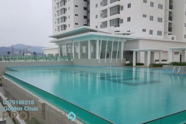 For Rent Condominium at Maxim Citilights, Sentul Freehold Unfurnished 3R/2B 1.3k