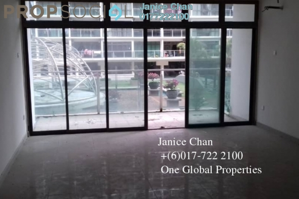 For Sale Serviced Residence at Palazio, Tebrau Freehold Unfurnished 0R/1B 210k