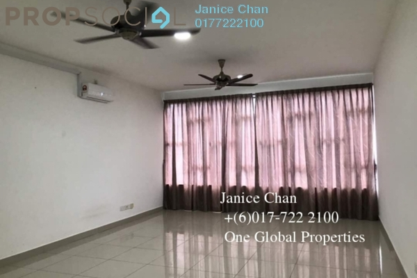 For Rent Serviced Residence at Austin Regency, Tebrau Freehold Unfurnished 0R/1B 900translationmissing:en.pricing.unit