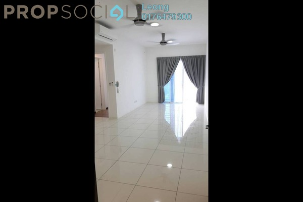 For Rent Condominium at EcoSky, Jalan Ipoh Freehold Semi Furnished 2R/2B 1.7k