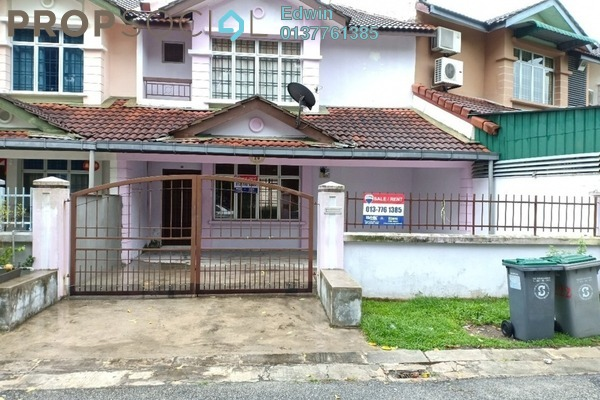 For Sale Link at Taman Sri Pulai Perdana 1, Pulai Freehold Unfurnished 4R/3B 390k