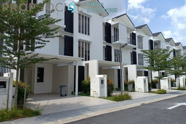 For Rent Link at Emerald Bay, Puteri Harbour Freehold Semi Furnished 4R/6B 6.5k