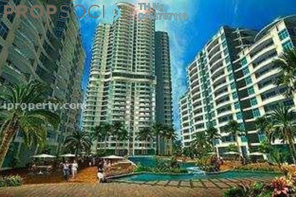 For Sale Condominium at The Oasis, Gelugor Freehold Unfurnished 3R/2B 530k