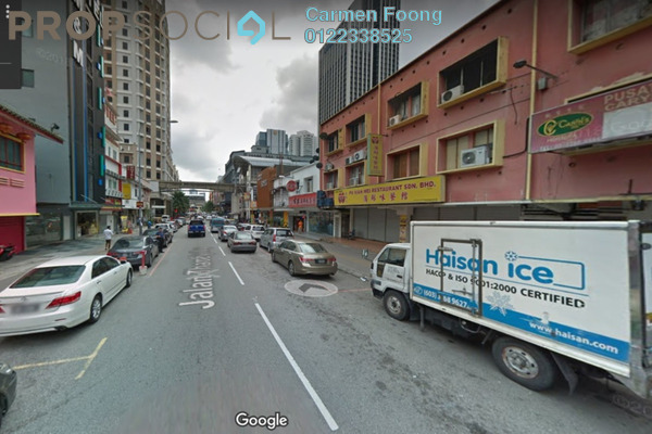 For Sale Office at Little India, Brickfields Freehold Semi Furnished 0R/0B 400k