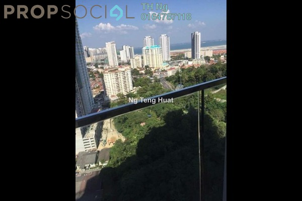 For Sale Condominium at Mont Residence, Tanjung Tokong Freehold Unfurnished 3R/2B 980k