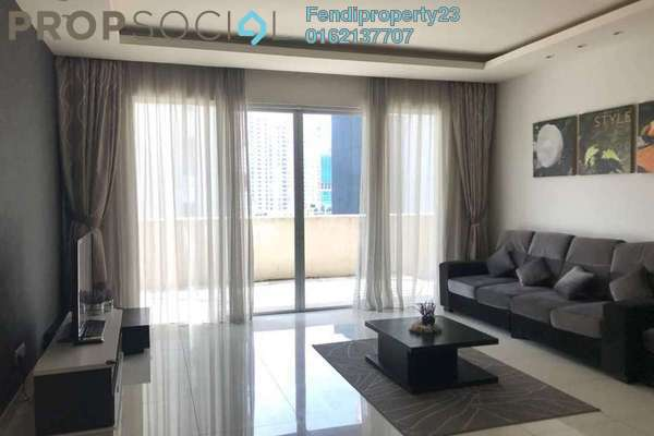 For Rent Condominium at Ceriaan Kiara, Mont Kiara Freehold Fully Furnished 3R/3B 3.7k