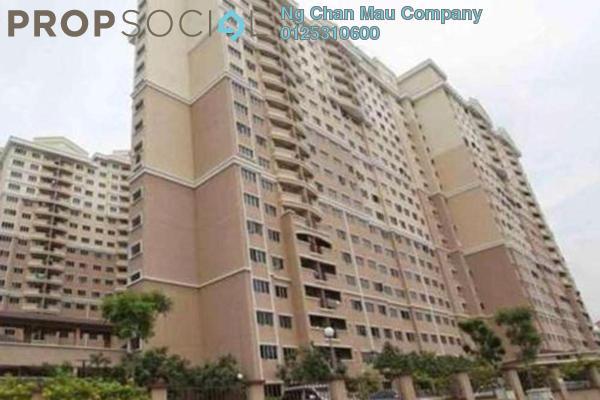For Sale Condominium at Cengal Condominium, Bandar Sri Permaisuri Freehold Semi Furnished 0R/0B 370k