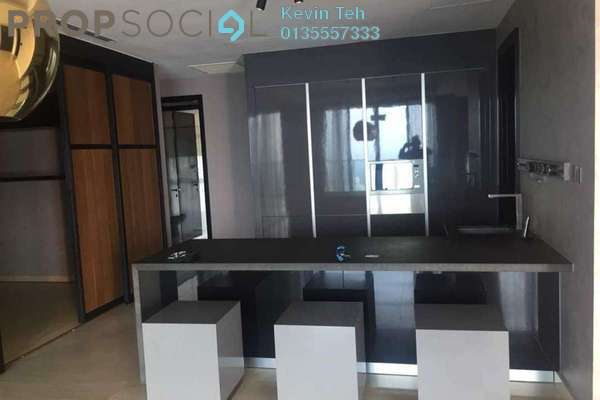 For Rent Condominium at 11 Mont Kiara, Mont Kiara Freehold Semi Furnished 3R/4B 9k