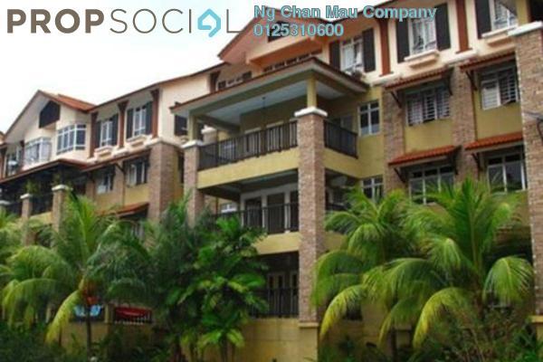 For Sale Apartment at D'Rimba, Kota Damansara Freehold Semi Furnished 0R/0B 440k