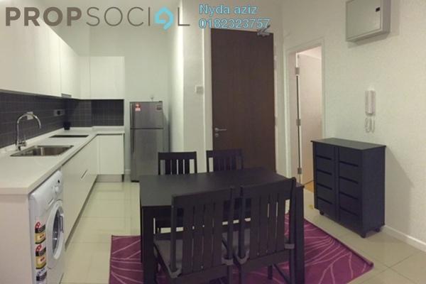 For Sale Condominium at Urbana Residences @ Ara Damansara, Ara Damansara Freehold Fully Furnished 2R/2B 630k
