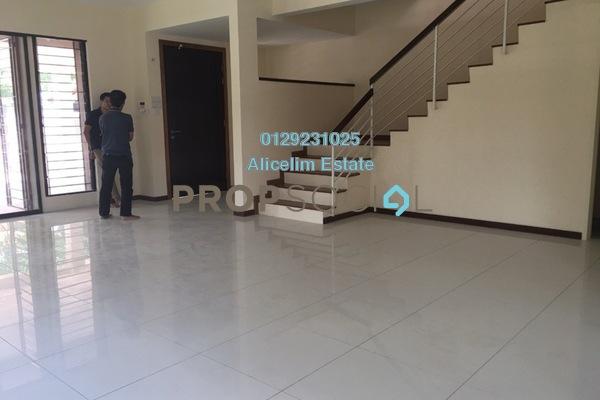 For Rent Terrace at Garden Park Homes, Cahaya SPK Freehold Semi Furnished 4R/5B 2k