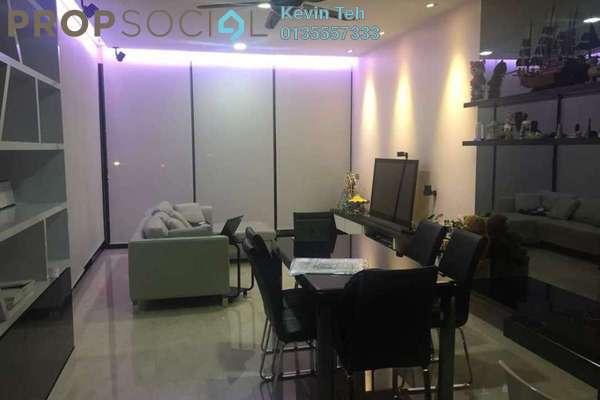 For Sale Condominium at Lumina Kiara, Mont Kiara Freehold Fully Furnished 3R/3B 1.4m