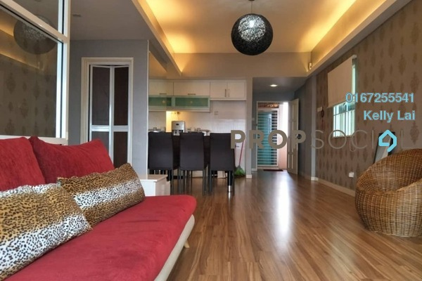 For Rent Condominium at Vista Mutiara, Kepong Freehold Fully Furnished 3R/2B 1.7k
