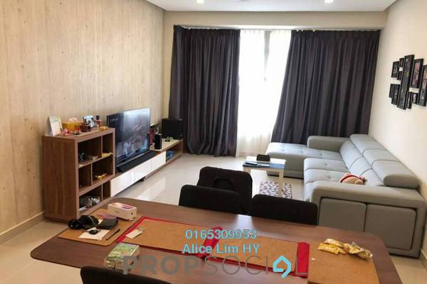 For Rent Condominium at All Seasons Park, Farlim Freehold Fully Furnished 3R/3B 2.2k