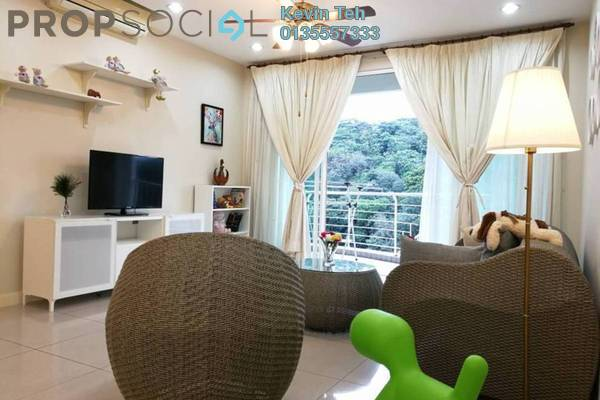 For Rent Condominium at Kiaramas Ayuria, Mont Kiara Freehold Fully Furnished 3R/3B 4.3k
