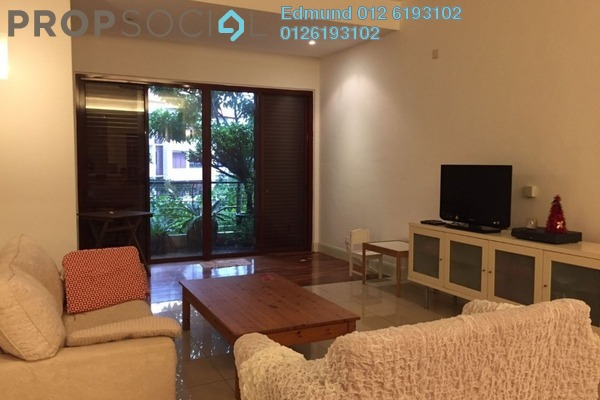 For Rent Condominium at Surian Condominiums, Mutiara Damansara Freehold Fully Furnished 4R/2B 3.2k
