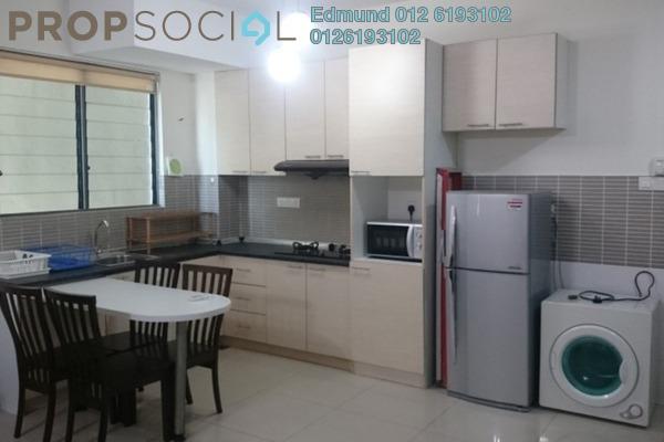 For Rent Condominium at Saujana Residency, Subang Jaya Freehold Fully Furnished 2R/2B 3k