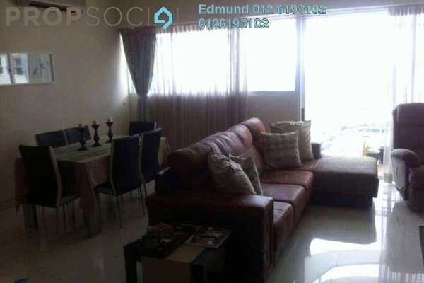 For Rent Condominium at The Plaza Condominium, TTDI Freehold Fully Furnished 3R/2B 4k