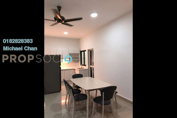 For Rent Serviced Residence at Parkhill Residence, Bukit Jalil Freehold Fully Furnished 3R/2B 2.7k