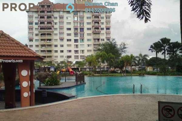 For Sale Condominium at Koi Tropika, Puchong Freehold Semi Furnished 3R/2B 320k