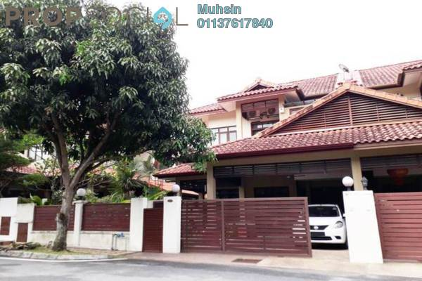 For Sale Semi-Detached at Beverly Heights, Ukay Freehold Semi Furnished 5R/5B 1.9m