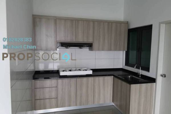 For Rent Serviced Residence at Parkhill Residence, Bukit Jalil Freehold Semi Furnished 3R/2B 1.8k