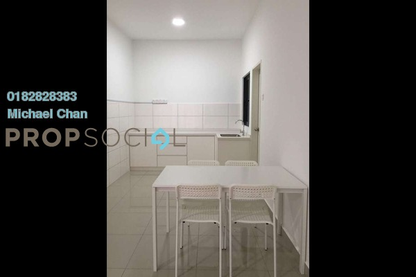 For Rent Serviced Residence at Parkhill Residence, Bukit Jalil Freehold Semi Furnished 3R/2B 2k