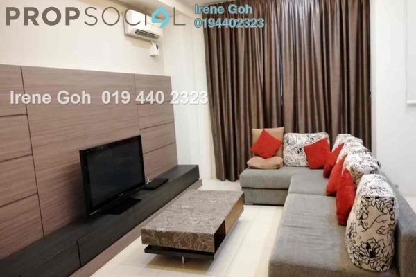 For Rent Condominium at Fettes Residences, Tanjung Tokong Freehold Fully Furnished 3R/2B 3.5k