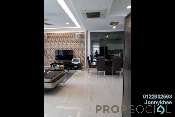 For Sale Condominium at Damansara Foresta, Bandar Sri Damansara Freehold Semi Furnished 4R/3B 1.1m
