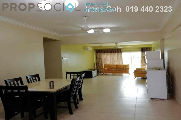 For Rent Condominium at Vista Gambier, Bukit Gambier Freehold Fully Furnished 3R/2B 1.6k