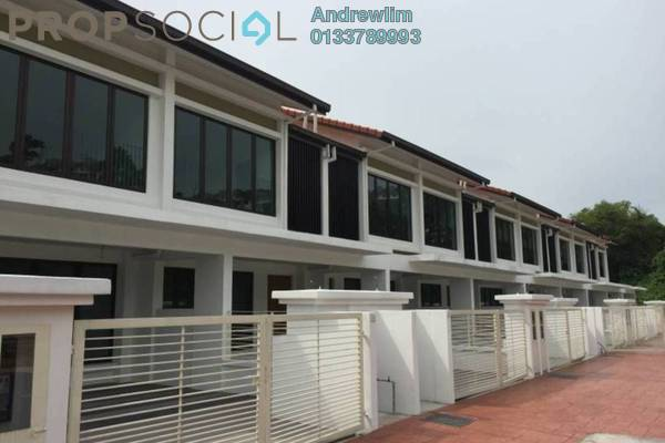 For Rent Terrace at BK6, Bandar Kinrara Freehold Unfurnished 4R/3B 2k