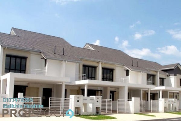 For Rent Terrace at Clover Park, Denai Alam Freehold Fully Furnished 4R/3B 2.3k
