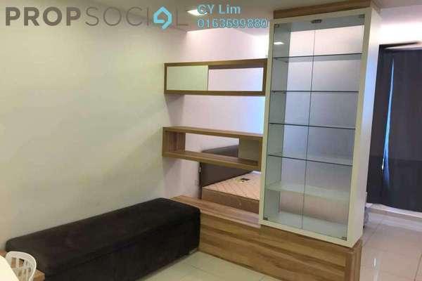 For Rent Serviced Residence at Zeva, Bandar Putra Permai Freehold Fully Furnished 0R/1B 1k